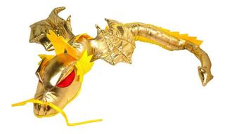 Peluche Dragon Ball Shen Long Dorado Divino Envio Gratis