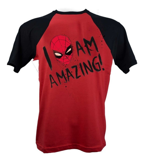 Remera, Marvel, Spiderman I