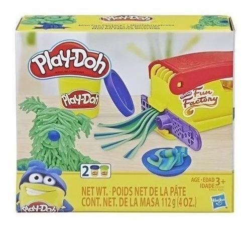 Play-doh Mini Clasicos Hasbro E4902 Masas Educando
