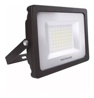 Reflector Proyector Led 50w Exterior Alta Luminosidad