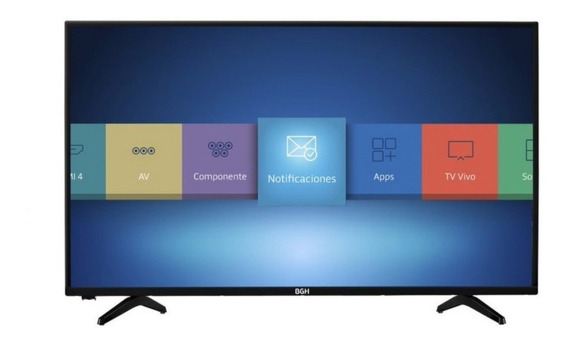 Smart Tv Led 43 Pulgadas Bgh B4318fh5 Full Hd Aplicaciones