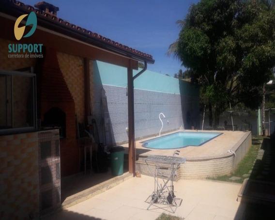 Casa À Venda Na Enseada Azul Em Nova Guarapari - Support Imóveis - Ca00001 - 34418905