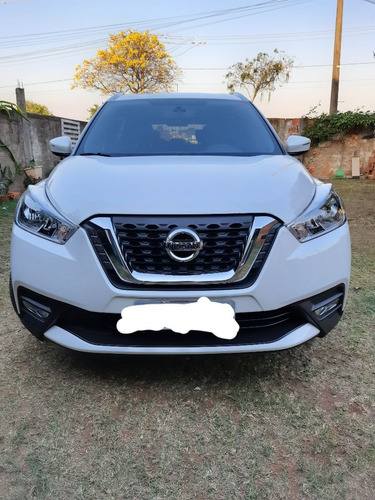 Imagem 1 de 10 de Nissan Kicks 2020 1.6 16v Sv Aut. 5p