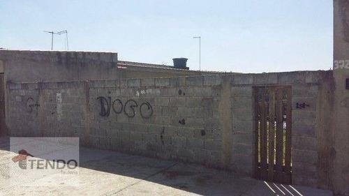 Imagem 1 de 15 de Terreno À Venda, 250 M² Por R$ 115.000 - Jardim Nova América - Suzano/sp - Te0430