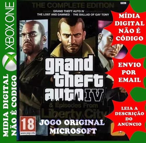 Gta 4 Xbox 360 Digital