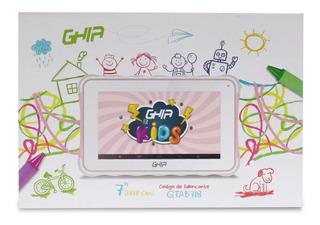 Tablet Ghia Kids Toddler Gtab718 Rosa