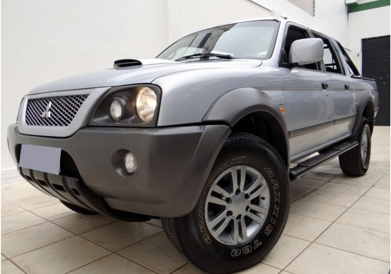 Mitsubishi L200 Outdoor 2.5 Gls 4x4 Cd Turbo 2009 Cod:.1011