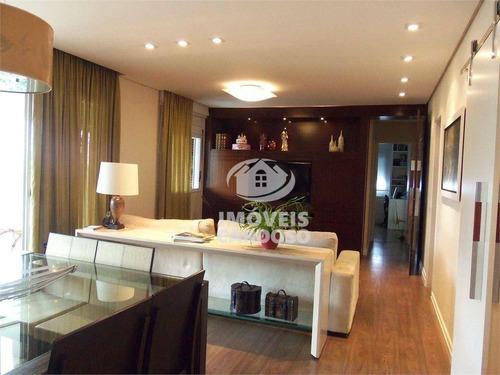 Imagem 1 de 27 de Apartamento Com 3 Dormitórios À Venda, 129 M² Por R$ 1.430.000 - Vila Leopoldina - São Paulo/sp - Ap17543