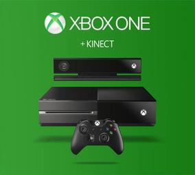 Xbox One Com Kinect + 02 Jogos.
