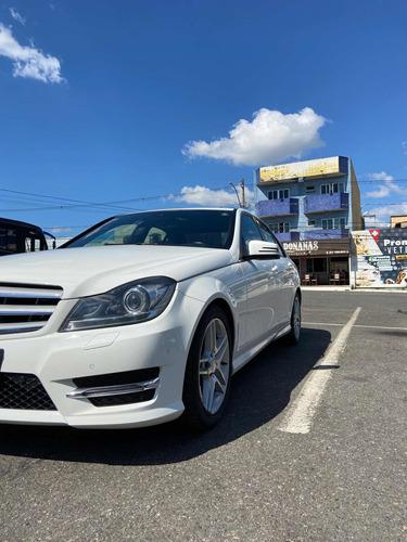Imagem 1 de 11 de Mercedes-benz Classe C 2014 1.8 Sport Turbo 4p