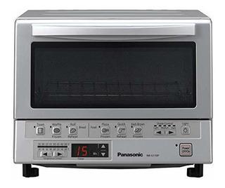 Horno Tostador Panasonic Nb-g110p Flashxpress Con Doble Cale
