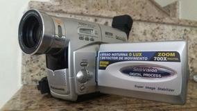 Câmera Filmadora Panasonic Nv-vz175br