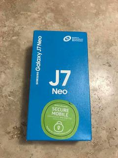 Samsung Galaxy J7 Neo Nuevo Liberado Envío Gratis