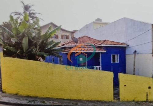 Imagem 1 de 2 de Casa Com 2 Dormitórios À Venda, 210 M² Por R$ 595.000,00 - Jardim Fernandes - São Paulo/sp - Ca0213