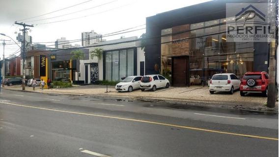 Loja Para Locação Em Salvador, Caminho Das Arvores, 1 Dormitório, 2 Banheiros, 5 Vagas - 444