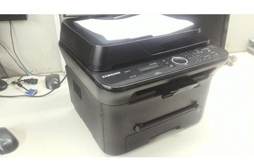 Impressora Multifuncional Copiadora Laser Samsung Scx-4623f