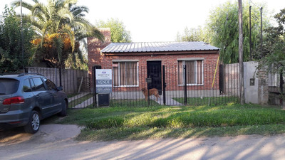 Casa En Lujan Muy Bonita Para Fin De Semana Alquilar O Vivir