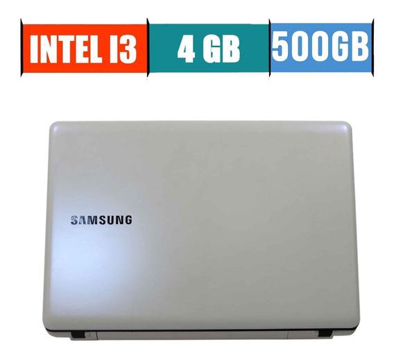 Notebook Samsung Np300e4k Core I3 4gb 500gb Seminovo (12525)