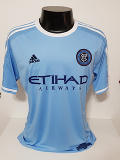 Camisa New York City Home 15-16 Lampard 8 Patch Mls