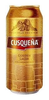 Cerveza Peruana Cusqueña X 473 Cc. Lata. Origen Peru