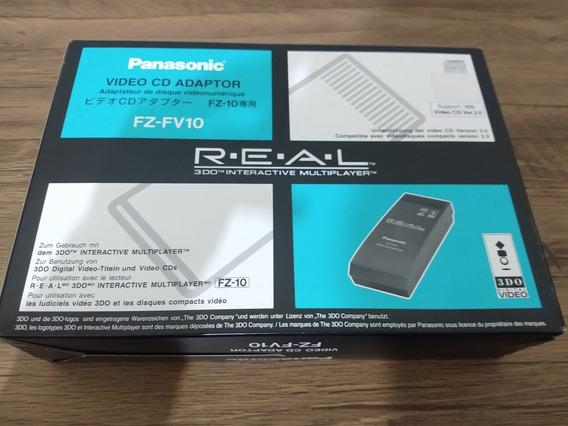 Video Cd Adaptor Fz-fv10 Panasonic 3do