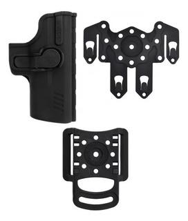 Kit Coldre Modular Cintura Pro Sr 1 Pistola Imbel Md Taurus