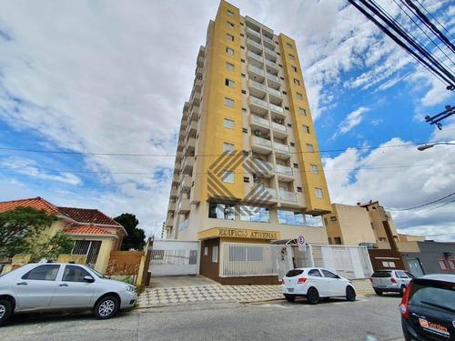 Apartamento Com 3 Dormitórios À Venda, 107 M² Por R$ 530.000,00 - Centro - Sorocaba/sp - Ap8942