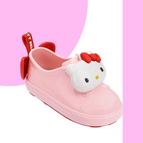 Melissa Mini Be + Hello Kitty Original - Bebê