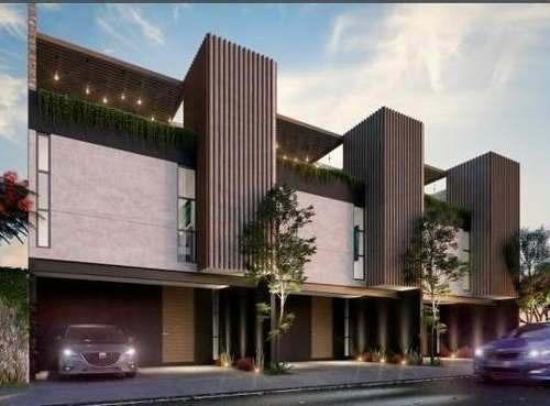 Casa En Condominio - Town House - Montes De Ame