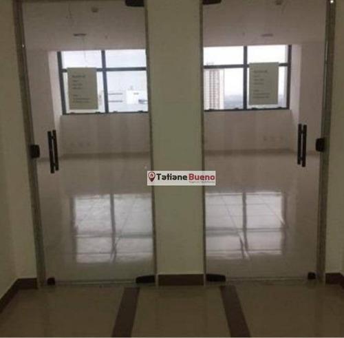 Sala Para Alugar, 44 M² Por R$ 1.100,00/mês - Centro - São José Dos Campos/sp - Sa0115