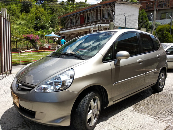 Admirable Honda Fit 2007 1.3. Calidad Y Confort.