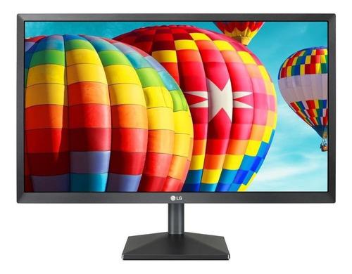 "Monitor LG 24MK430H led 23.8"" negro 100V/240V"