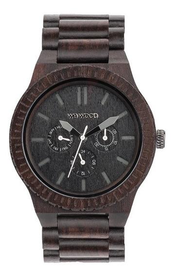Relógio, Wewood, Kappa Black
