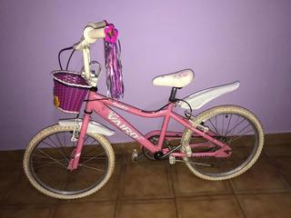 Bicicleta Vairo Sweety Rodado 20