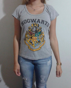 Camiseta Hogwarts Harry Potter