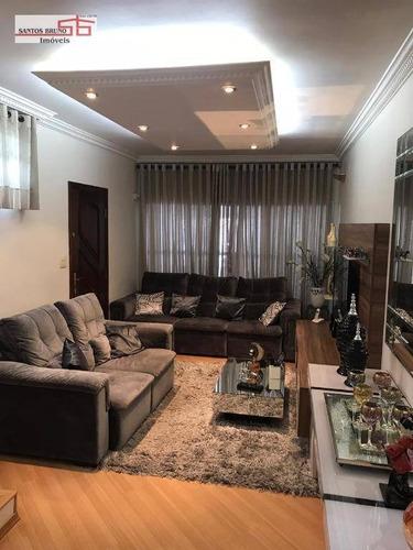 Sobrado Com 3 Dormitórios À Venda, 196 M² Por R$ 610.000,00 - Limão (zona Norte) - São Paulo/sp - So0914