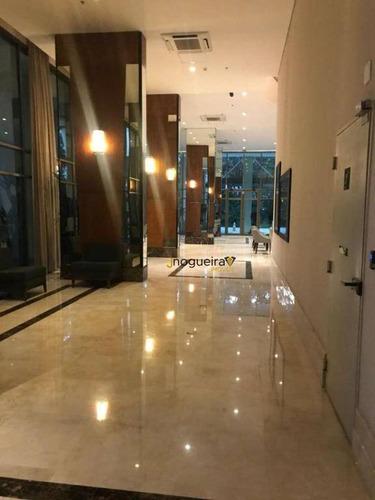 Imagem 1 de 29 de Apartamento Duplex Com 2 Dormitórios, 100 M² - Venda Por R$ 1.400.000,00 Ou Aluguel Por R$ 5.000,00/mês - Brooklin - São Paulo/sp - Ad0019