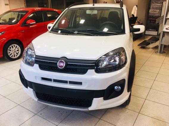 Fiat Uno Way 0km 20% O Usado Y Cuotas Con O Sin Veraz -ls