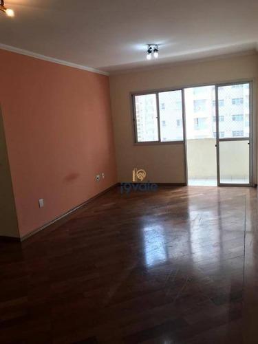 Apartamento À Venda, 83 M² Por R$ 445.000,00 - Jardim Aquarius - São José Dos Campos/sp - Ap1864