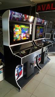 Maquinas Arcade Multijuegos