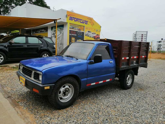 Chevrolet Luv De Estacas