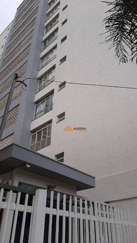 Apartamento À Venda, 80 M² Por R$ 275.000,00 - Centro - Ribeirão Preto/sp - Ap4519