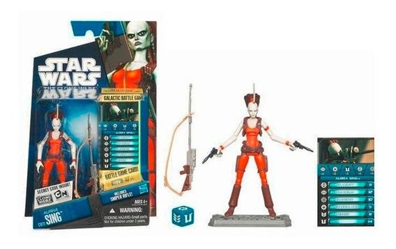 Star Wars Muñeco Clone Wars 3 Original Hasbro Varios Modelos