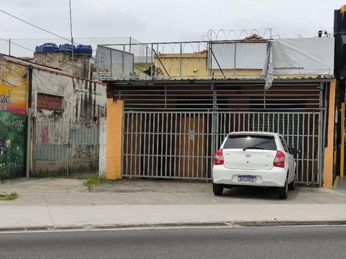 Terreno Comercial Para Venda Por R$700.000,00 Com 560m² - Parque Paulistano , São Paulo / Sp - Bdi35622