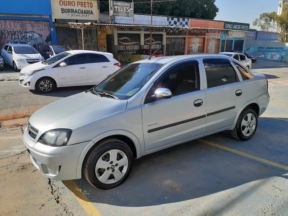 Gm Corsa Sedan Maxx 1.4 Flex + Direcão 2008 $ 15990 Financia