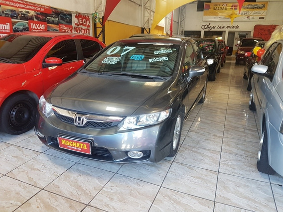 Honda Civic 1.8 Exs Flex Aut. 4p 2007