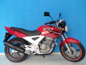 Cbx 250 Twister 2008 Vermelha !! Moto Lindissima!!!