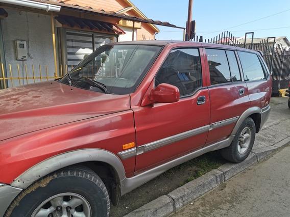 Camioneta Daewoo Musso 2001 2,9