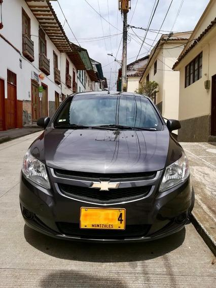 Chevrolet Sail Ls Sedan 1.4cc Mecanico 2017 Perfecto Estado