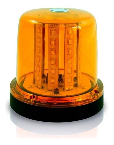 Giroflex Giroled Bivolt 10w Sinaleira Emergência 7 Efeitos De Luz 54 Leds Smd Resistente À Chuva Garantia De 3 Anos